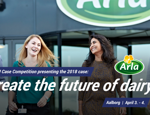 Are you ready for AAU Case Competition 2018?